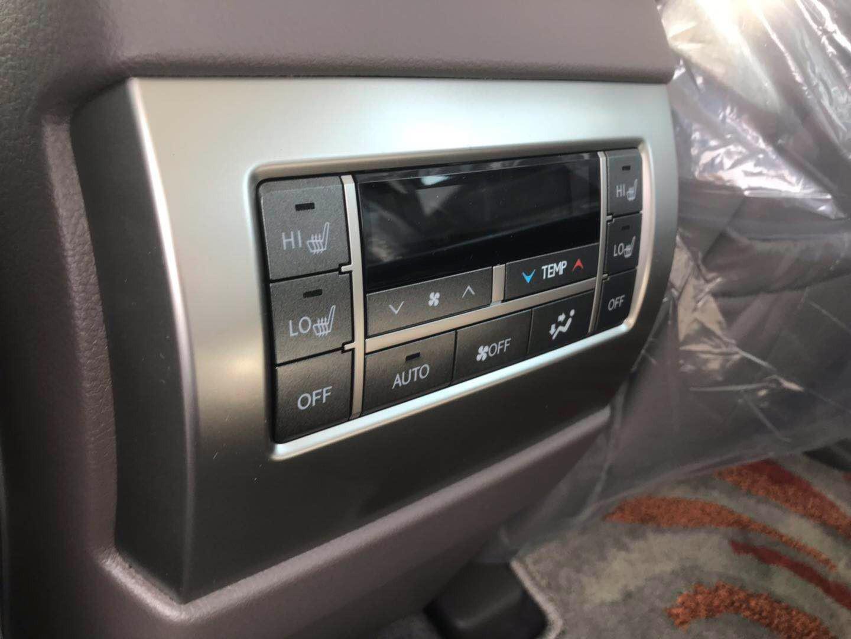 19款中东版雷克萨斯GX460运动版评测体验