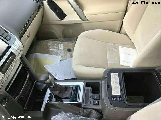 十月特惠19款丰田霸道4000港口最新行情报价降价狂甩