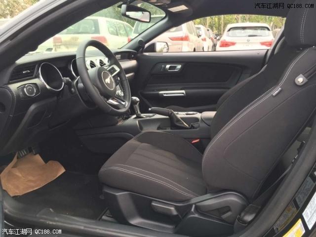 进口19款福特野马配置及图片和最新价格优惠