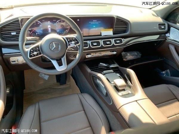 2020款加版奔驰GLS450现车报价及图片解析