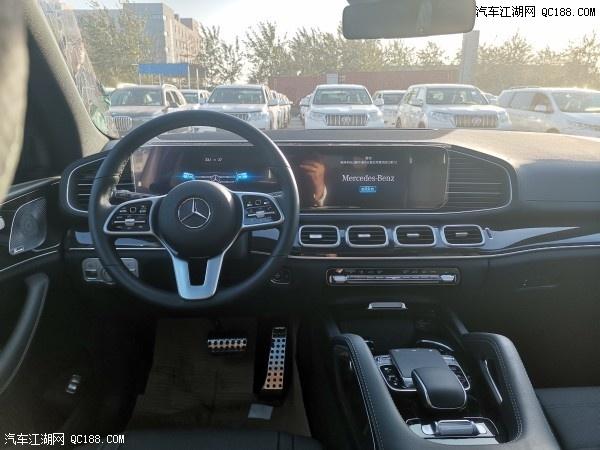 2020款奔驰GLS450现车到港展厅实拍销售中