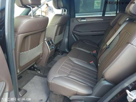 2019款奔驰GLS450现车天津市场价格是多少