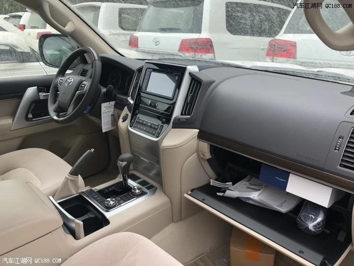 19款酷路泽5700VXR顶配现车报价及图片 国外一手车源