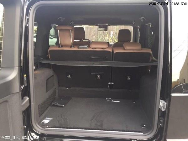 全新款奔驰G550平行进口车实拍图 报价