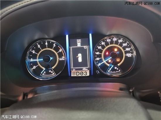 19款丰田穿越者2700办齐落地多少钱小霸道低配价格