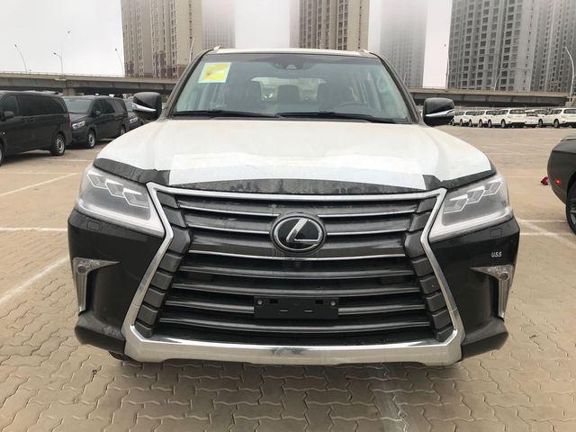 2019款中东版雷克萨斯LX570 报价