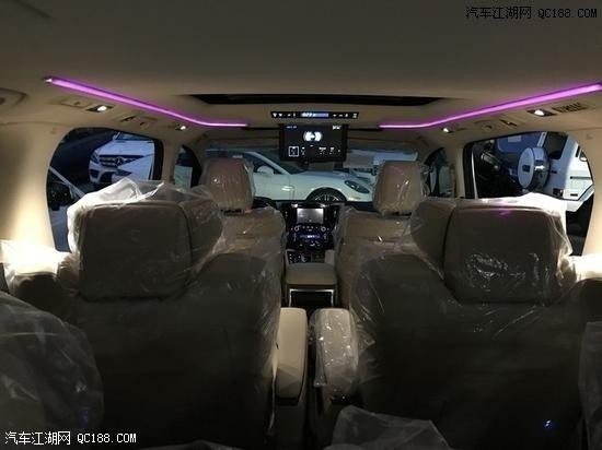 19款埃尔法2.5最新报价商务实车试驾体验