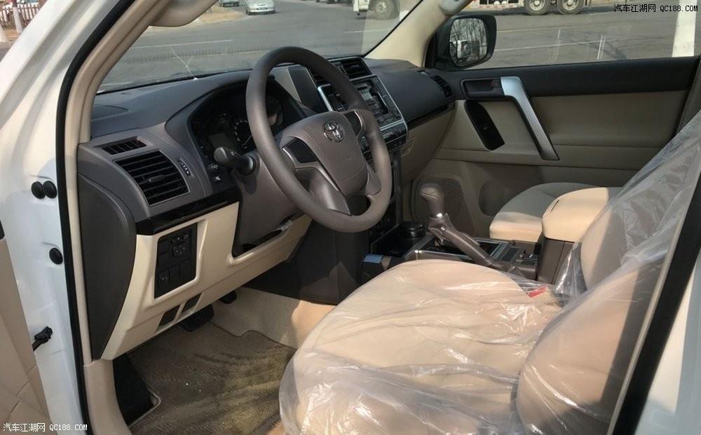19款丰田霸道2700平行进口高性能越野丐版最低价