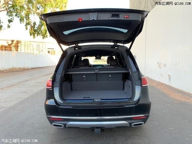 昭通2020款奔驰GLS450报价是多少钱老款配置价格