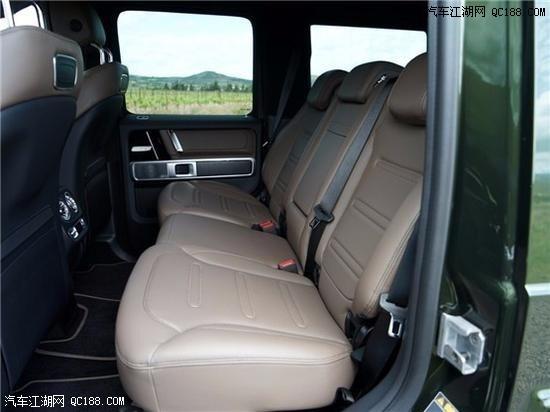 19款奔驰G500 新款报价支持全国分期
