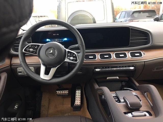 20款奔驰GLS450AMG 港口现车大优惠