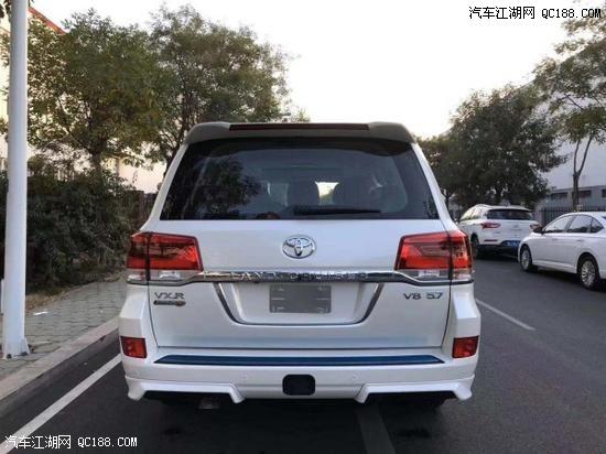 丰田酷路泽5700 最新报价V8图片5.7优惠多少钱