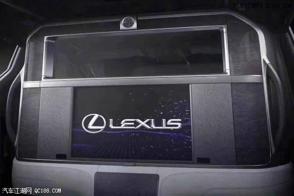 雷克萨斯LM300现车价格多少钱