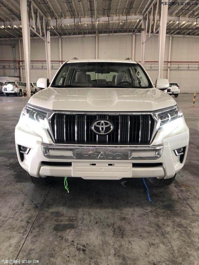 丰田霸道4000新年报价优惠现车配置怎么样油耗多少
