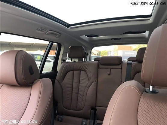 平行进口版宝马X7落地售价多少钱低配报价