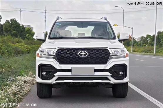 平行进口丰田酷路泽4000低配改装升级细节