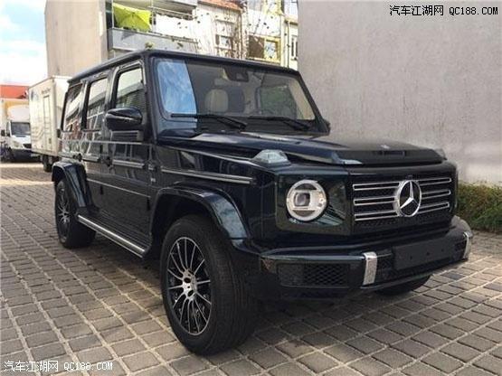 平行进口车欧规版奔驰G500 上海实车实测