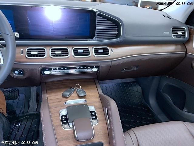 20款平行进口车加版奔驰GLE350豪华运动包配置价格表