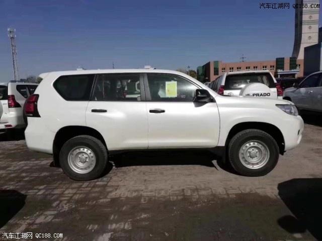 2019款丰田霸道2700天津现车资讯提车价格