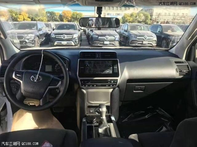 19款丰田普拉多2700中东版昆明展厅现车优惠上万元