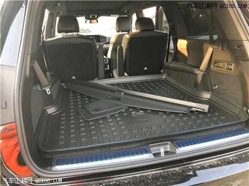 2020款奔驰GLS450AMG平行进口文山加版顶配五包
