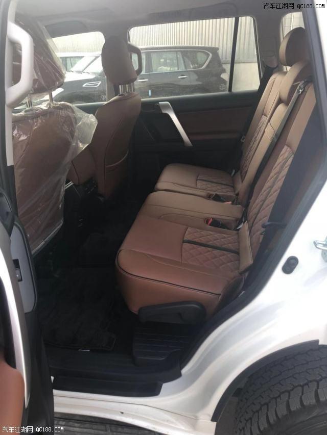 19款中东版丰田霸道2700蒙自卖价多少钱分期购车落户