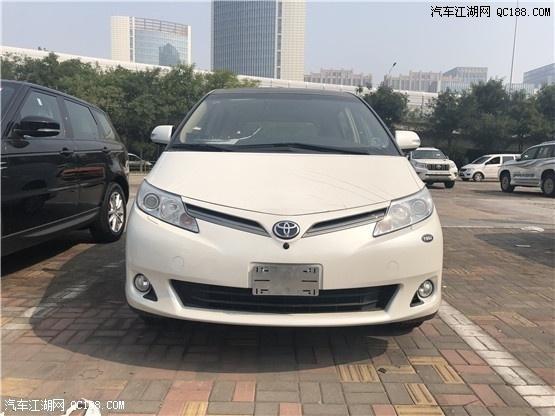19款丰田大霸王2.4豪华商务全新改款价格超低