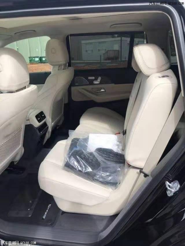 20款美规奔驰GLS450天津港国五现车半价出售
