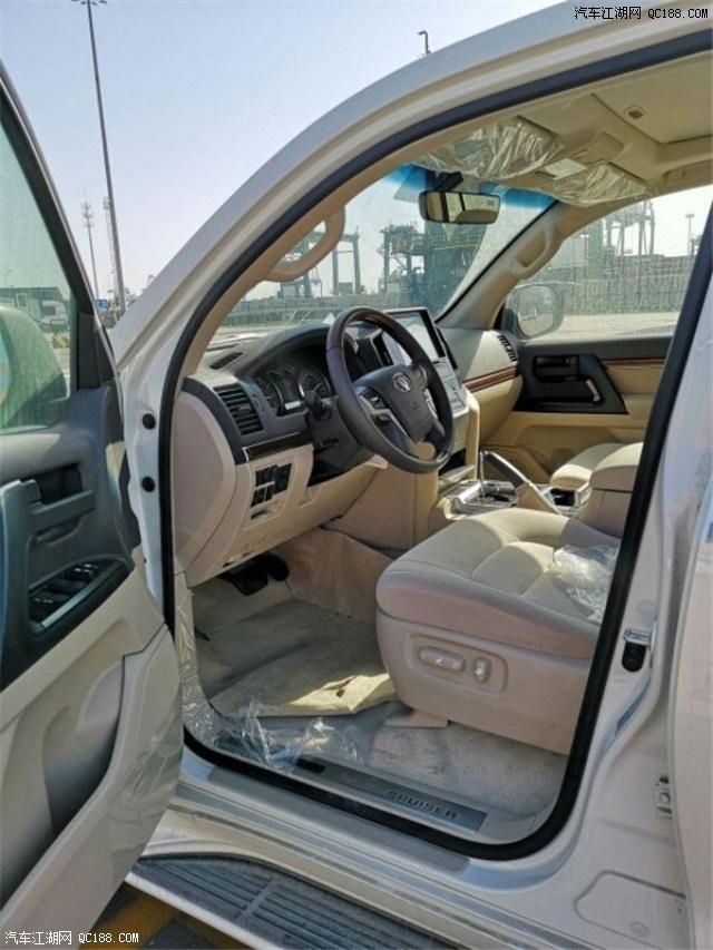 20款丰田酷路泽4600平行进口汽车报价性能