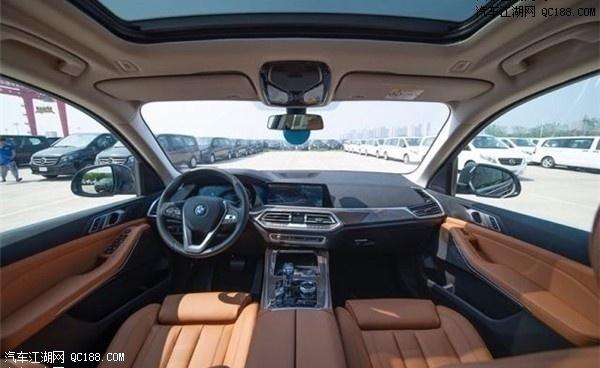 20款宝马X5中东版最新行情报价平行进口车