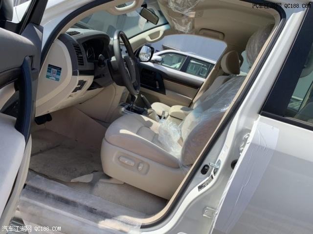 20款丰田酷路泽4000丐版升级更加漂亮更加完美曲靖现车
