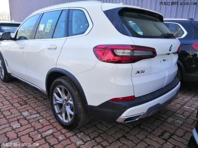 平行进口20款宝马X5最新优惠行情价 昆明多台现车在售