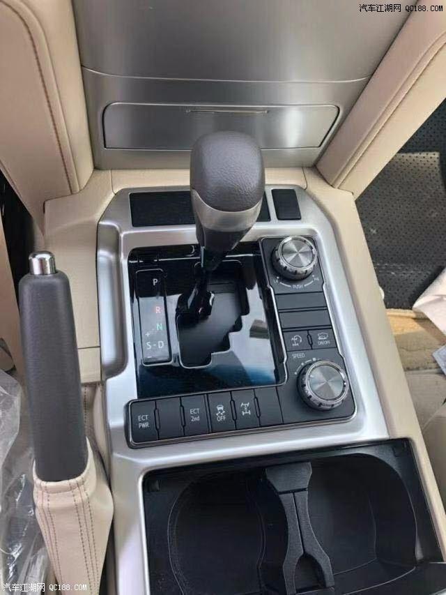 20款酷路泽4600八气版底挂天窗摇启版价格