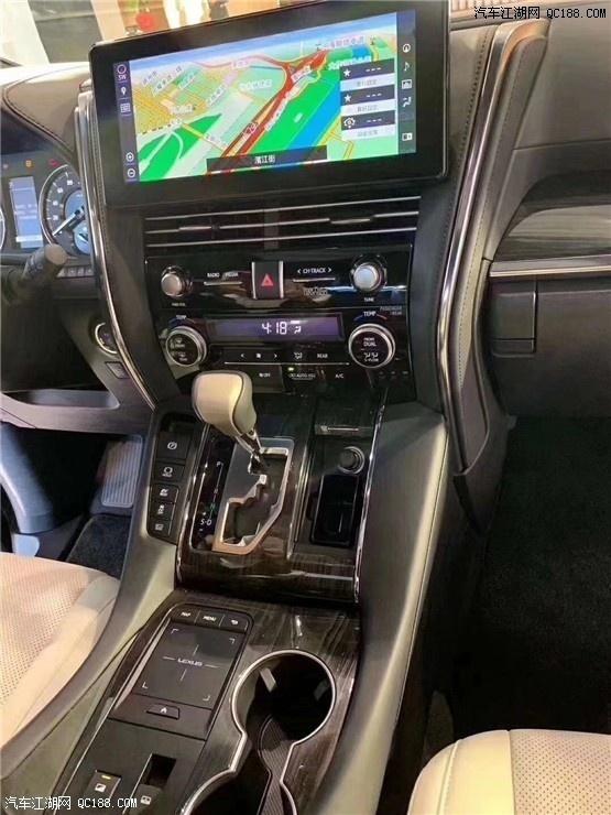 雷克萨斯LM300H天津加价多少钱四座报价