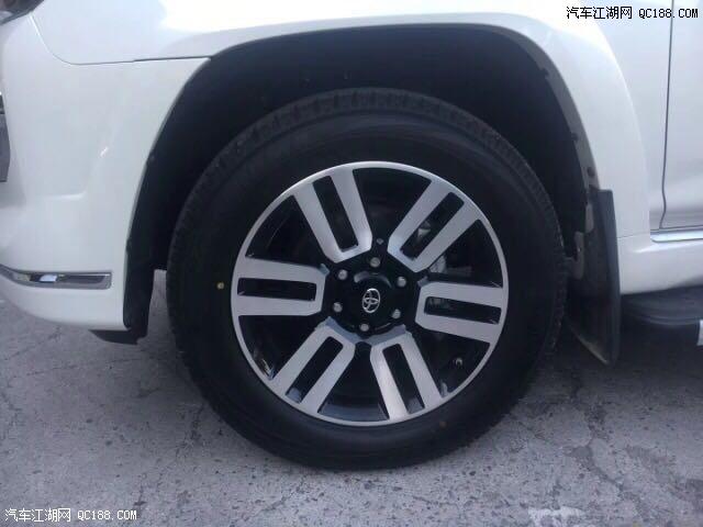 丰田4Runner超霸 特价出售 最新报价促销