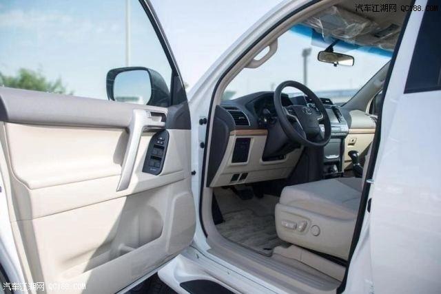 2020款丰田霸道2700配置介绍现车手续齐当天票