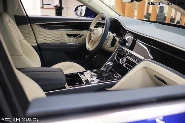 2020款宾利飞驰6.0先行版豪华轿车