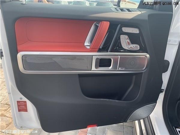 全新2020款奔驰G550配置动力性能