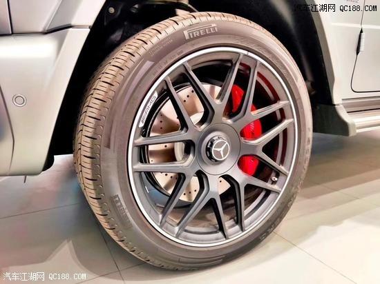 2020款奔驰G63现车240万优惠促销