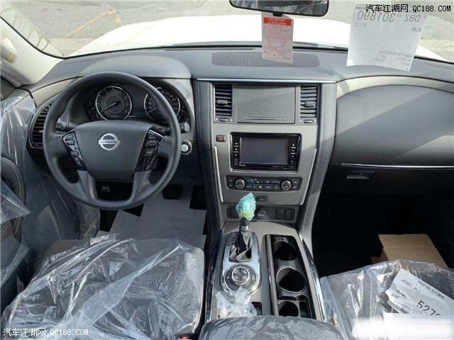 平行进口2020款尼桑途乐4.0LV6中东版现车首发
