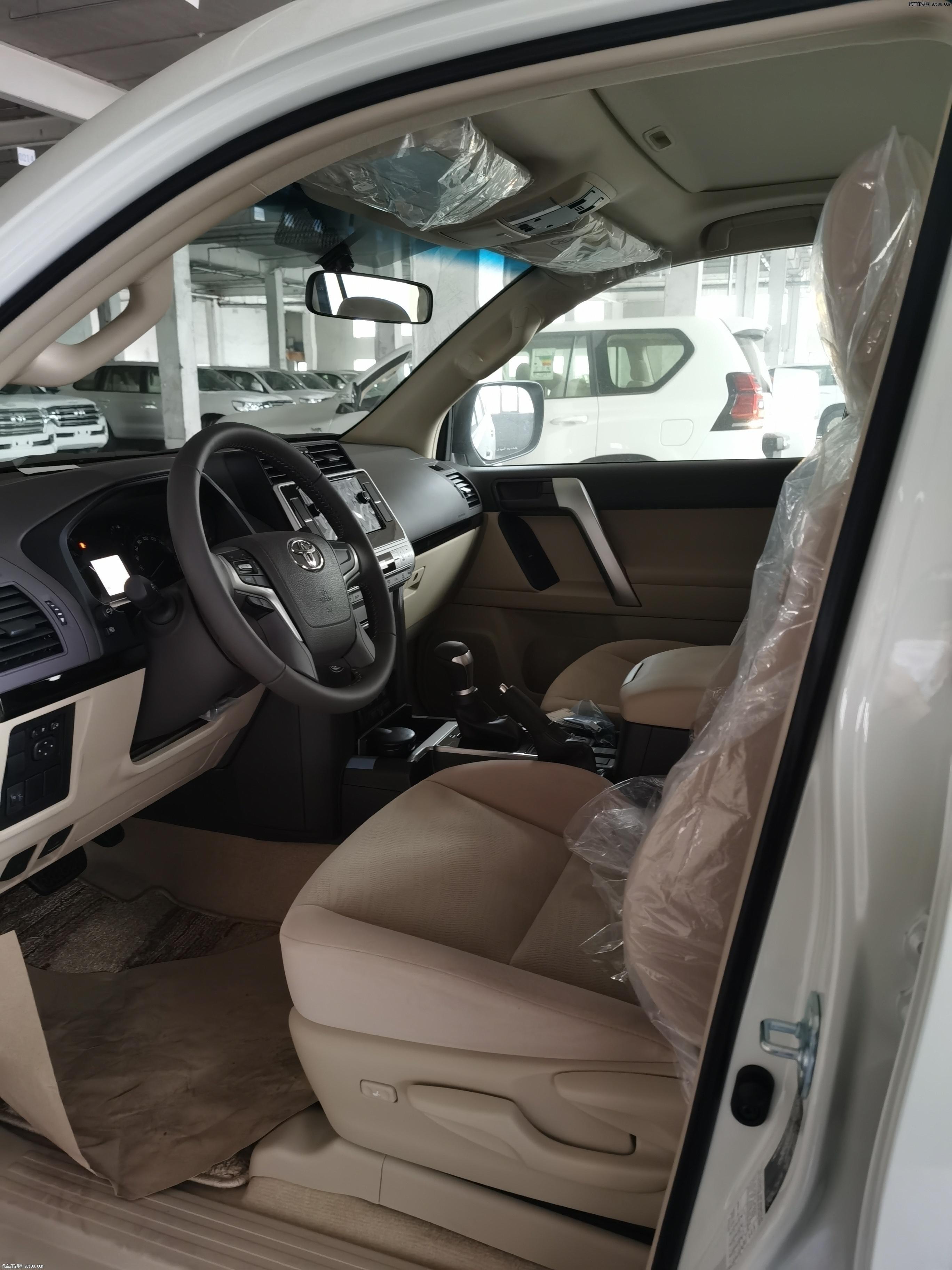 平行进口霸道4000中东版V6 20款优新惠价 配置详解