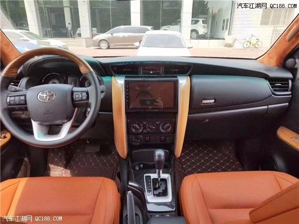 2020款丰田穿越者2700中东版改装 港口特价提车