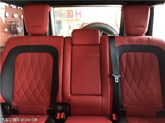 平行进口20款奔驰G63最新行情最低价格