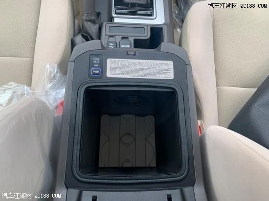 2020款中东丰田霸道4000 港口全系现车底价惠促