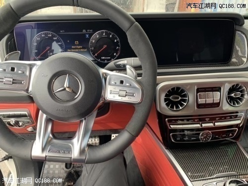 2020款进口奔驰G63AMG美规版
