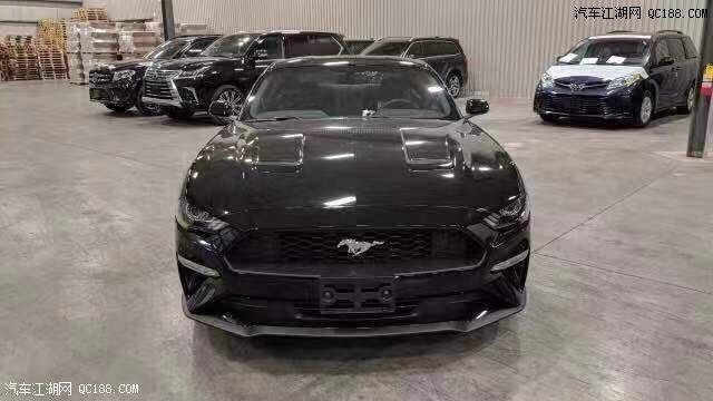 一款售价低廉的好跑车!平行进口20款福特野马2.3T