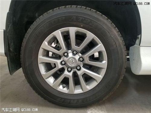 丰田霸道4000中东版普拉多2020款经典硬派促销