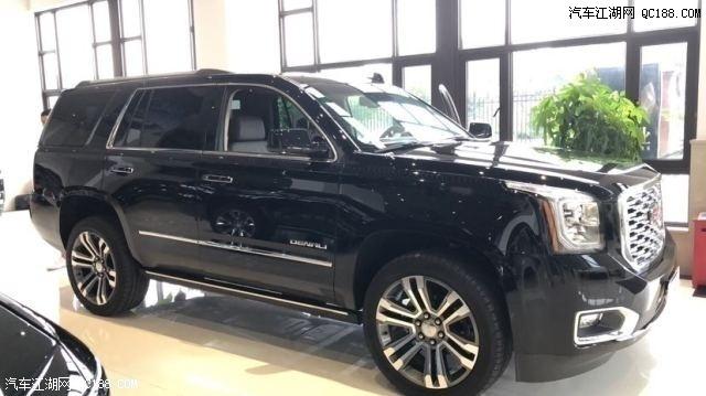 2019款雪佛兰萨博班SUV美规全尺寸心动价