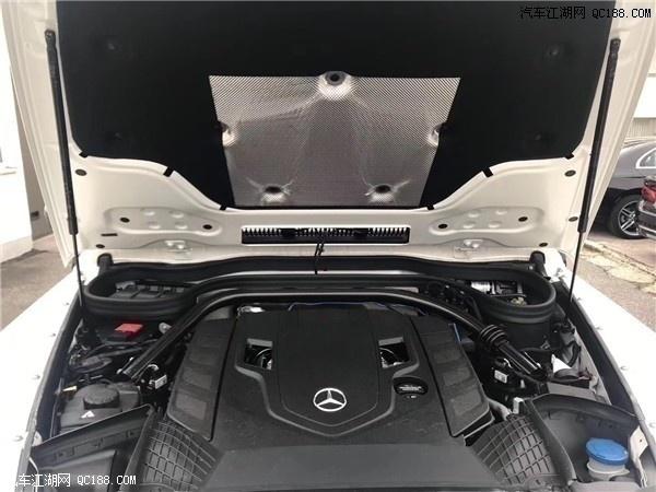 美规版2020款进口奔驰G500性能实拍