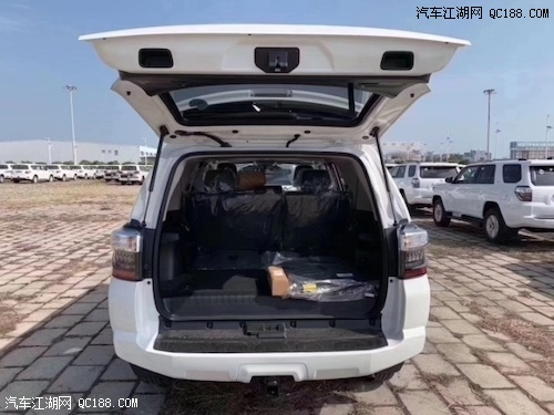20款丰田4Runner超霸现车最新介绍